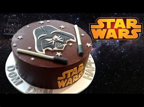 star wars template cake star wars cake tutorial youtube