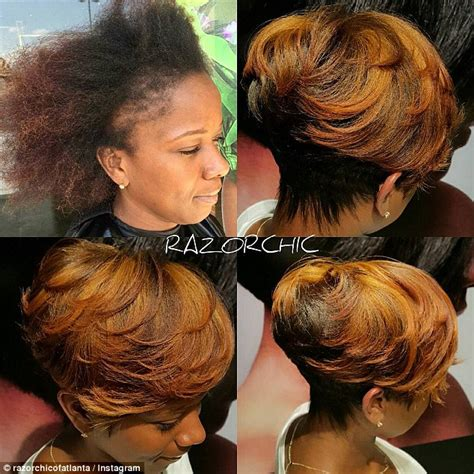 just natural alopecia hair loss atlanta hairstylist shares videos of clients suffering from hair loss due to weaves daily mail