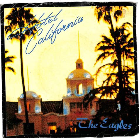 Hotel California Flashcards On Tinycards