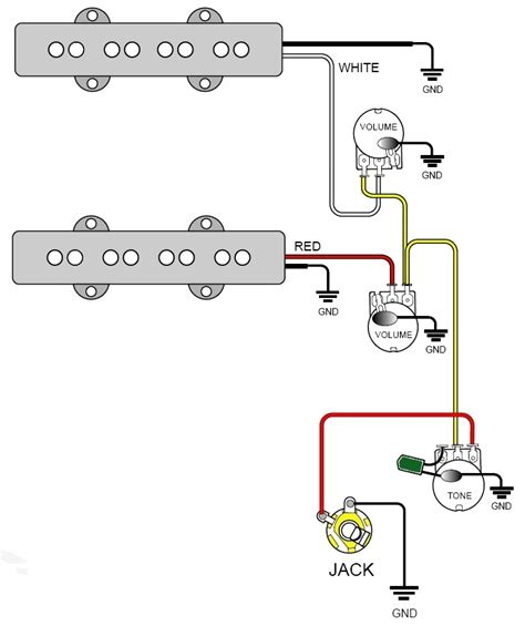 bass guitar wiring diagram 2 wiring diagram and