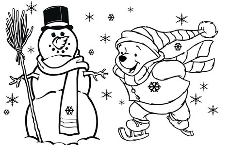 Christmas Coloring Pages To Print Free