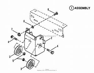 Snapper Gt180h414k  80240  41 U0026quot  18 Hp Hydro Drive Garden Tractor Series 4 Parts Diagram For Mule