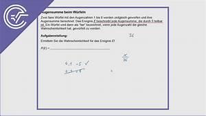 Wahrscheinlichkeit Berechnen : ahs zentralmatura mathematik erkl rt mit videos ~ Themetempest.com Abrechnung