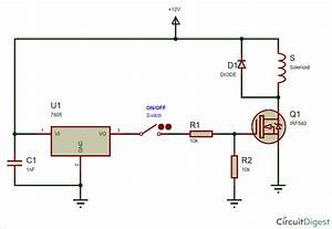 Boost Solenoid Diagram