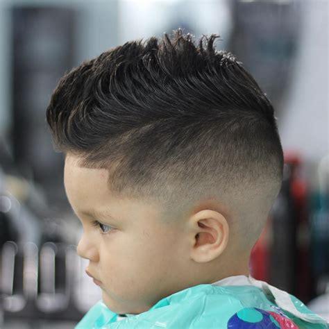 gorgeous kids boys haircuts