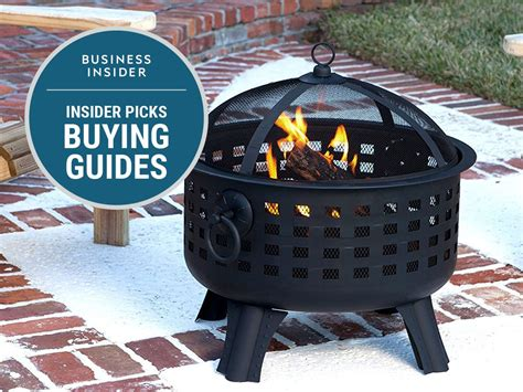 The Best Fire Pit You Can Buy  Business Insider