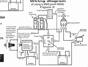 Everything Nitrous Related   Stock Bottom End  Wiring