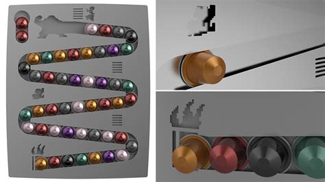 an awesome kong rack for your coffee capsules gizmodo australia