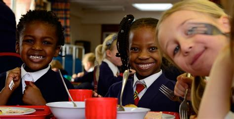 holy family primary school school meals