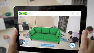 Virtual Reality App : place ikea furniture in your home with augmented reality youtube ~ A.2002-acura-tl-radio.info Haus und Dekorationen