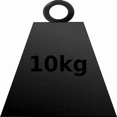 Weight Clip Clipart Svg Kg Kilograms Weights