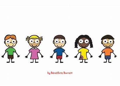 Animated Happy Children Animation