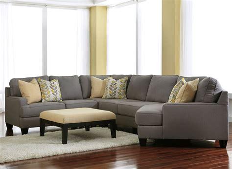 ashley furniture chamberly alloy cuddle corner