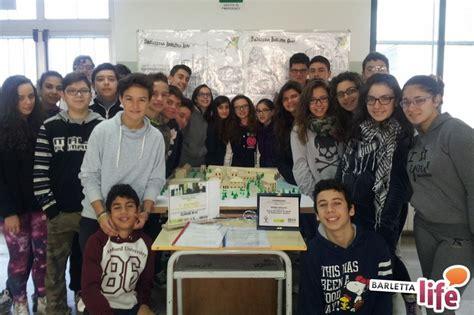 Scuola Baldacchini Barletta barletta la scuola media quot baldacchini quot vince al gos