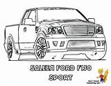 Coloring Ford Truck Pages F150 Trucks Pickup American Sheet Yescoloring Colouring Printable Hard Bossy Boys Bold Pickups Sheets Printables Diesel sketch template