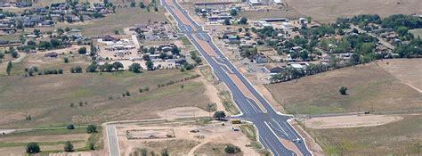 De-congesting Arizona's Chino Valley Highway