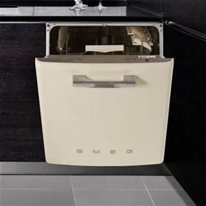 Lave Vaisselle Retro : lave vaisselle encastrable 60 cm smeg st2fabp2 smeg pickture ~ Teatrodelosmanantiales.com Idées de Décoration