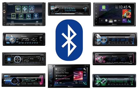The Best Car Stereo Receiver With Bluetooth Connectivity
