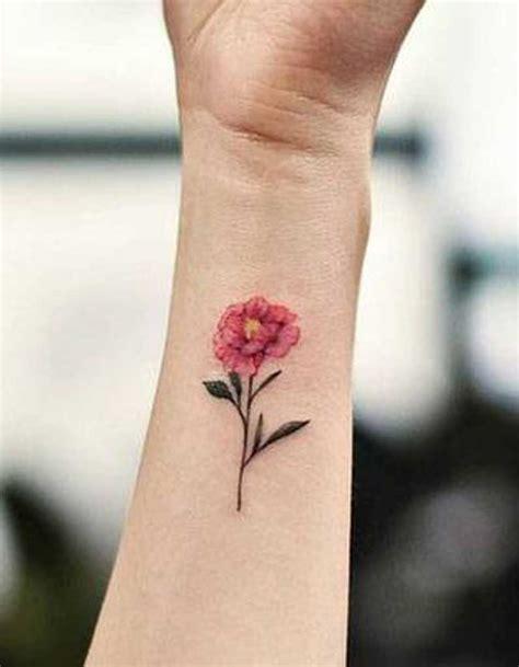 foto de Tatouage pivoine coloré 15 idées de tatouages pivoine