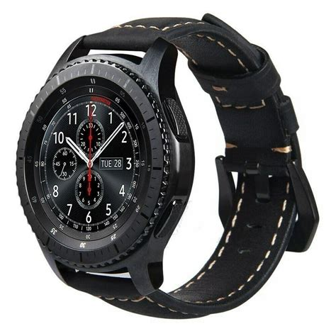 for samsung galaxy wacth 42mm 46mm replacement wrist band bracelet ebay