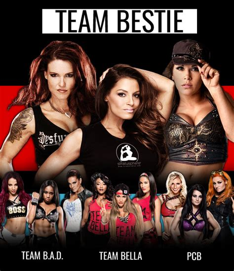 wrestlemania  idea team pcb  team bestie fight