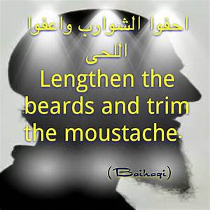#Islamic quotes... Beard In Islam Quotes