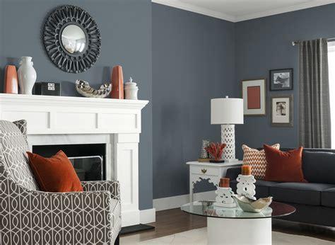 grey color room living room in glidden s grey 70bg 19 071 color