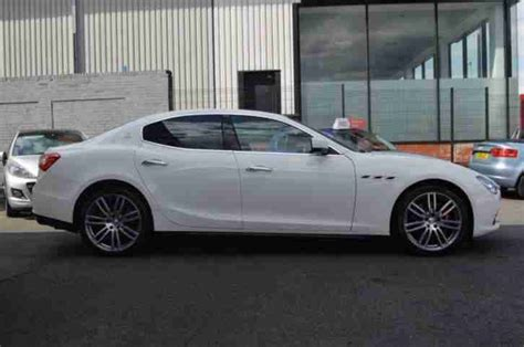 maserati 4 door maserati 2014 ghibli v6 s 4dr auto 4 door saloon car for sale