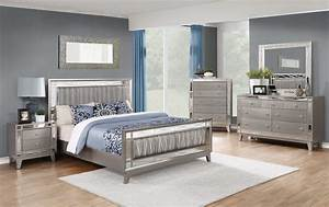 Mirrored Bedroom Furniture Classic — NHfirefighters