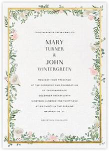 wedding invitations paperless post invitations With paperless destination wedding invitations