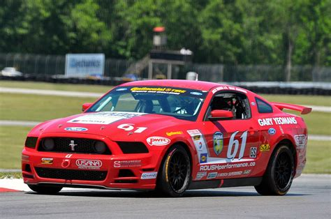 Grand-am Continental Tire Sports Car Challenge 2012