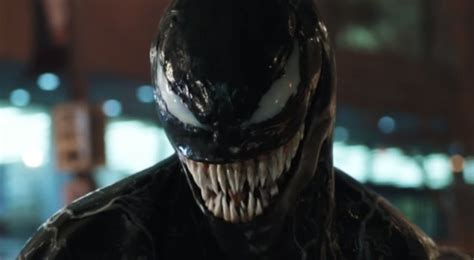 venom official  trailer release date confirmed