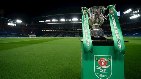 Town draw Port Vale in Carabao Cup second round draw ...