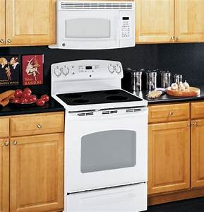 Ge Jbs55dmww 30 Inch Electric Range With 4 Radiant