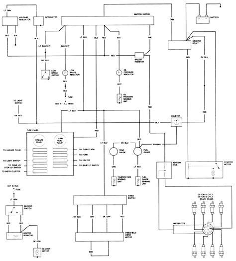1973 Chrysler Alternator Wiring Diagram by Repair Guides Wiring Diagrams Wiring Diagrams