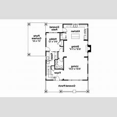 Bungalow House Plans  Blue River 30789  Associated Designs
