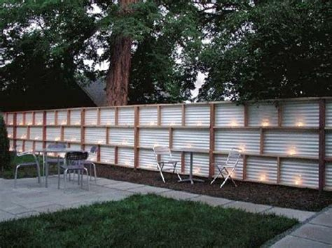 fence ideas 25 outdoor fencing designs idea s
