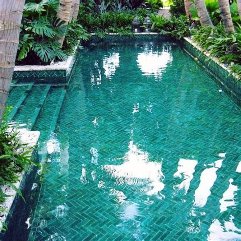 Top 60 Best Home Swimming Pool Tile Ideas   Backyard Oasis