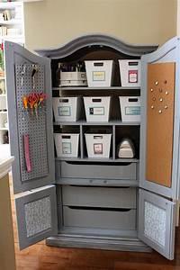 Cheap, Craft, Room, Storage, And, Organization, Furniture, Ideas, 18