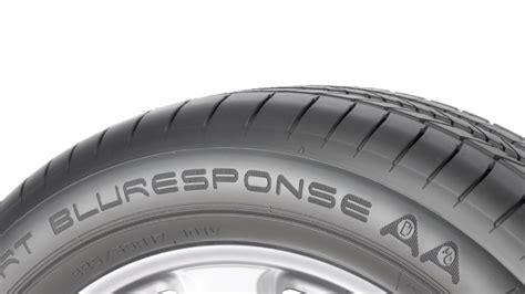 dunlop sport bluresponse the dunlop sport bluresponse a revolution in the tyre