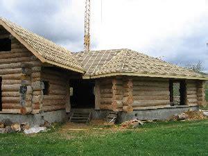 la maison en bois brut de la for 234 t 224 votre habitat