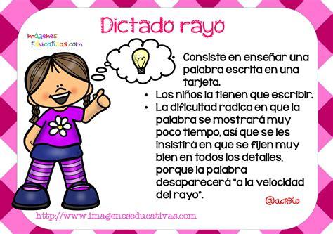 tipos de dictado (2) – Imagenes Educativas