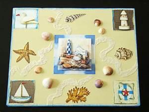Decoration Theme Mer A Faire Soi Meme : tutoriel home d co une journ e la mer femme2decotv ~ Preciouscoupons.com Idées de Décoration