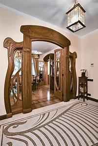 Art Nouveau on Pinterest Art Nouveau Interior, Art