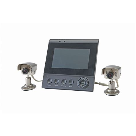 bunker hill security light color security system with vision security systems