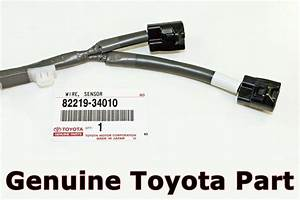 Genuine Toyota Knock Sensor Harness 4runner 1995