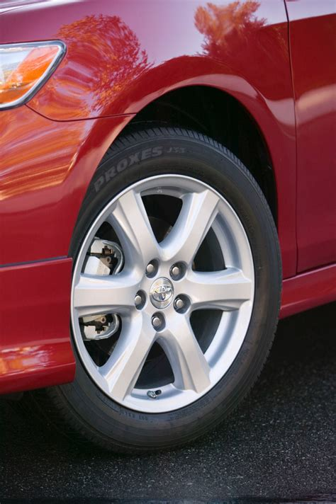 Toyota Camry Rims by 2009 Toyota Camry Se Picture Pic Image
