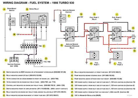 Rod Fuel Wiring Diagram by Cis Air Flow Pelican Parts Forums