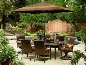 outdoor patio furniture country living grant park 7 pc dining set modern outdoor dining sets by kmart