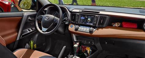 2018 Toyota Rav4 Interior Design & Features  Beaver Toyota